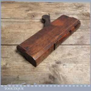 18th Century Cowley Hollow Moulding Plane