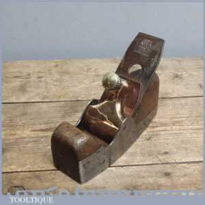 Antique Norris London Pre-War No 4 Dovetailed Sole Infill Smoothing Plane