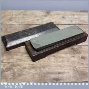 Good 8x2 Charnley Forest Natural Honing Oil Stone - Hone Tool after Sharpening