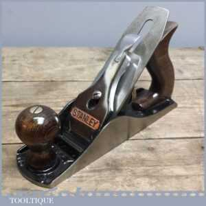 Good Vintage Stanley No 4 Smoothing Plane  Made In England