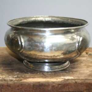 Liberty & Co Tudric Pewter Bowl(Model 01129) designed by Oliver Baker
