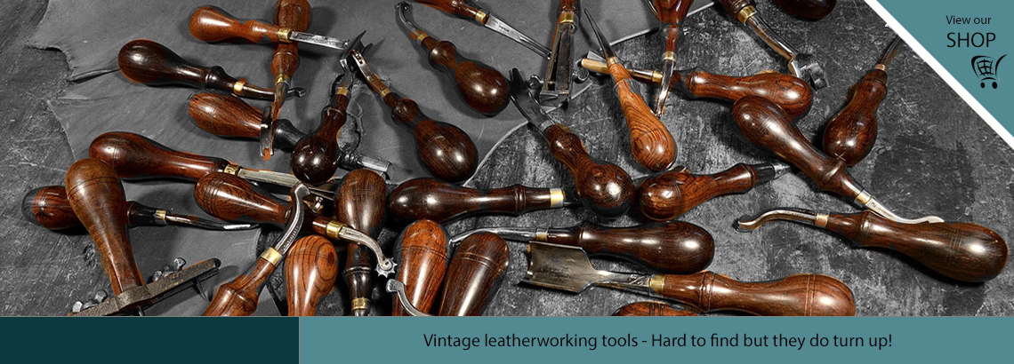 Vintage Leather workers Tools