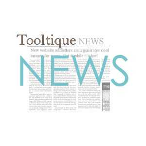Tooltique News