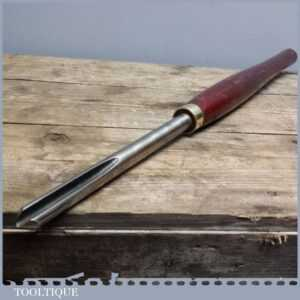 Record Wood Turning HSS 58 Spindle Gouge Chisel