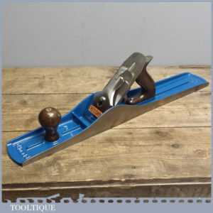 Refurbished Vintage Record No 07 Jointer Plane - Made in England