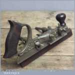 Scarce Stanley No 46 Skew Combination Plane - Collectable Woodworking Tool