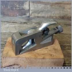 Vintage Record No: 077A Bullnose Plane - Fully Refurbished