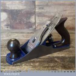Vintage Record No: 04 Smoothing Plane - Fully Refurbished