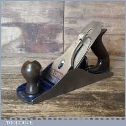 Vintage Record No: 04 ½ Wide Bodied Smoothing Plane - Fully Refurbished