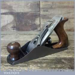 Vintage USA No: 4 Smoothing Plane With Sargent Iron - Fully Refurbished