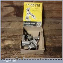Vintage Boxed Spiralux Drill Grinding Attachment - Good Condition