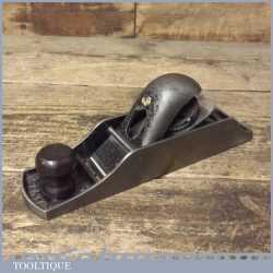 Vintage Stanley USA No: 130 Duplex Block Plane - Fully Refurbished