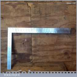 Vintage Stanley USA R100B Steel Roofing Square - Good Condition