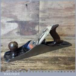 Vintage Stanley No: 5 ½C Fore Plane Corrugated Sole - Fully Refurbished