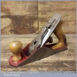 Vintage GTL No: 4 Smoothing Plane - Fully Refurbished Ready To Use