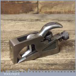 Vintage Record No: 077A Bull Nose Plane - Fully Refurbished