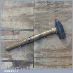Vintage Whitehouse No: 910-4703 Cooper's Blacksmiths Cross Pein Lump Hammer