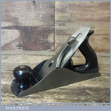 Vintage Stanley No: 4 ½ Wide Bodied Low Knob Smoothing Plane - Fully Refurbished