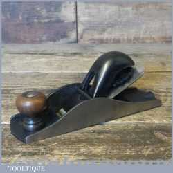 Vintage British Made No: 110 Block Plane - Fully Refurbished Ready To Use