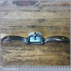Vintage Stanley Rule & Level Co No: 53 Curved Sole Metal Spokeshave