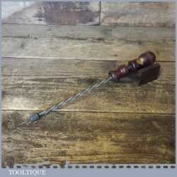 "Antique Blosta 10 ½"" Archimedes Drill - Refurbished Ready To Use"