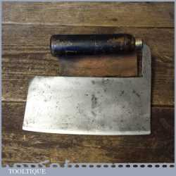 Antique Solingen Kitchenalia Chef's Sharp Cutter For Mincing Chopping Dicing