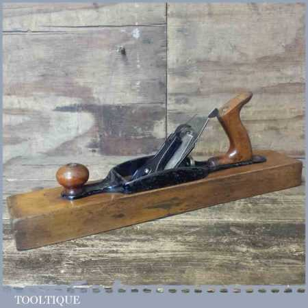 Antique Sargent & Co No: 3418 Transitional Fore Plane 1902-1909 - Good Condition