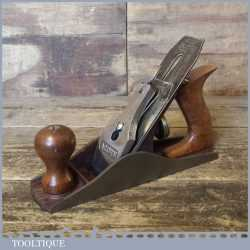 Vintage Acorn No: 4 Smoothing Plane - Fully Refurbished Ready To Use