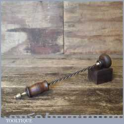 """Antique Jewellers 10"""" Archimedes Drill - Fully Refurbished Ready To Use"""
