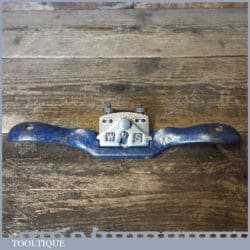 Vintage WS No: 1510 Flat Soled Adjustable Metal Spokeshave - Fully Refurbished
