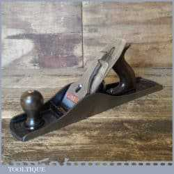 T12591 - Vintage Stanley No: 5 ½ Fore plane, fully refurbished ready to use and in good used condition.