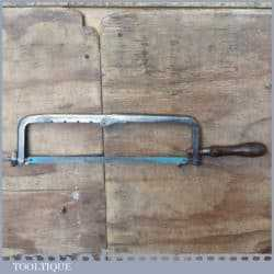 Vintage Footprint Extendable Hacksaw - Good Condition