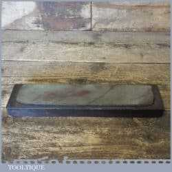"Vintage 10"" x 2"" Natural Charnley Forest Honing Stone - Lapped Flat"