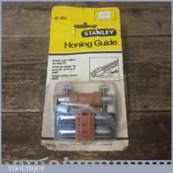 Vintage Stanley No: 14-050 Chisel Plane Iron Honing Guide - Good Condition