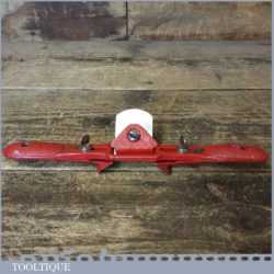 Vintage Record No: A65 Chamfer Spokeshave - Good Condition