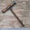 Old vintage Shipwrights Boat Builders Caulking Mallet - Good Condition