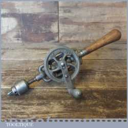Scarce Vintage SIF Egg Beater Double Pinion Hand Drill - Broad Arrow 1944