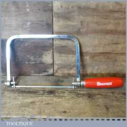 Virtually Unused Starrett Coping Saw - Good Condition