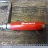Virtually Unused Starrett USA Coping Saw - Good Condition Ready To Use