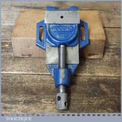 Vintage Boxed Record No: 412 Drill Press Vice - Little Used Condition