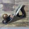 Vintage Stanley No: 4 Smoothing Plane Corrugated Sole - Fully Refurbished