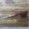 Vintage Leatherworking Cobblers Saw Tooth Tack Lifter Tool - Good Condition