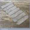 Set Of 7 No: Vintage Cutters For Scratch stock For No: 66 Stanley Beader Plane