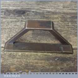 Vintage W Marples & Sons Brass Mitre Template - Good Condition