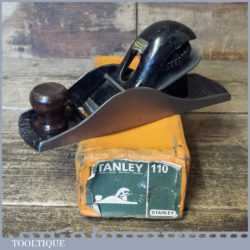 Vintage Boxed Stanley No: 110 Block Plane - Fully Refurbished