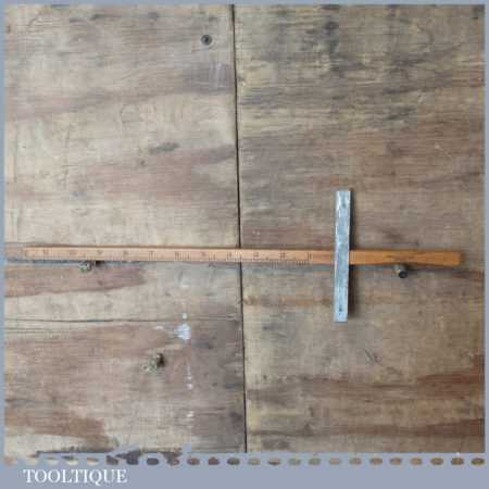 Vintage Bentley & Taylor Customs And Excise Dipping Rod - Good Condition
