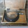 Vintage Boxed No: 966 Moore & Wright 100-125mm Micrometer - Good Condition
