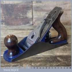 Vintage Record No: 04 SS Stay Set Smoothing Plane - Fully Refurbished