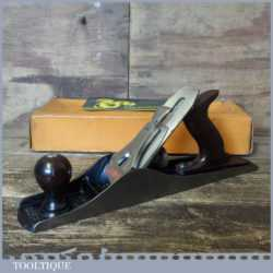 Vintage Boxed Stanley No: 5 Jack Plane - Fully Refurbished Ready To Use