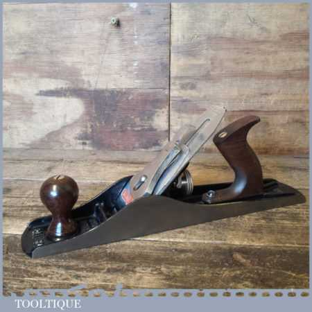Vintage Stanley No: 5 Jack Plane - Fully Refurbished Ready To Use